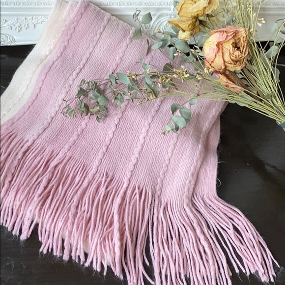 Accessories - Multi-Pink Scarf